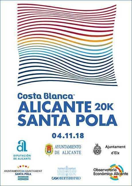 20K Alicante-Santa Pola 2018