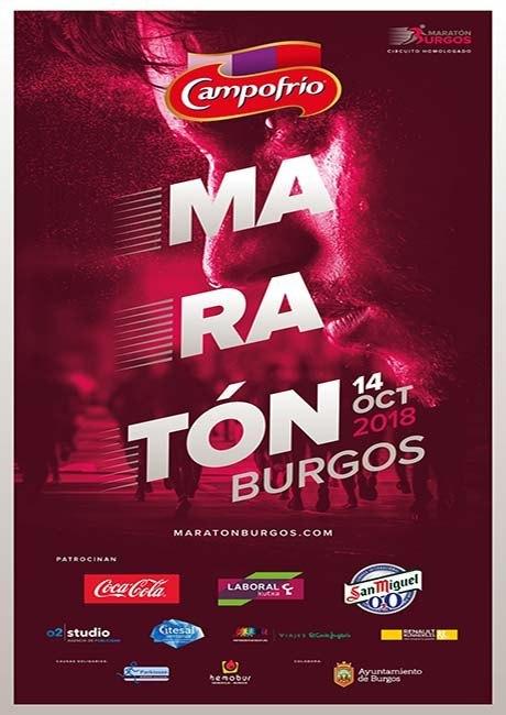 Campofrio Maraton de Burgos 2018