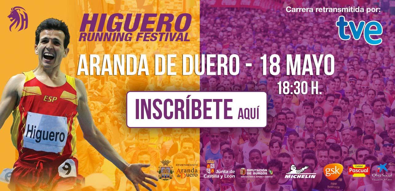 Higuero Running Festival 2019