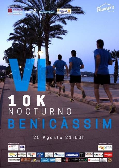 10K Nocturno Benicassim 2018
