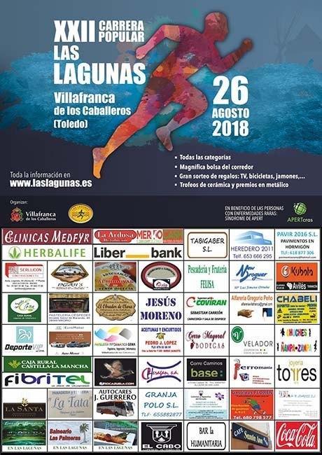 Carrera Popular Las Lagunas 2018