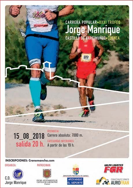 Carrera Popular XXXI Trofeo Jorge Manrique 2018
