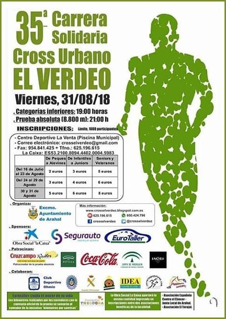 Cross Urbano El Verdeo