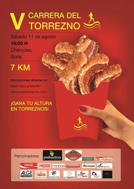 Carrera Popular del Torrezno 2018