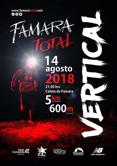 Famara Total Vertical 2018