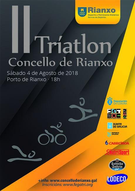 Triatlón Concello de Rianxo 2018