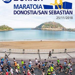 Maratón Donostia San Sebastián 2018