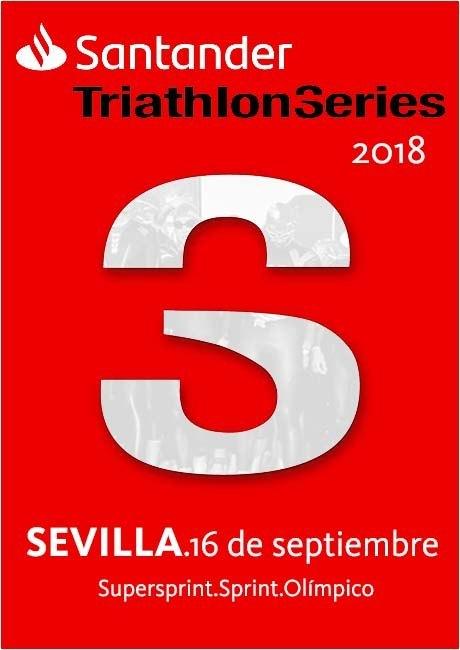 Santander Triathlon Series Sevilla 2018