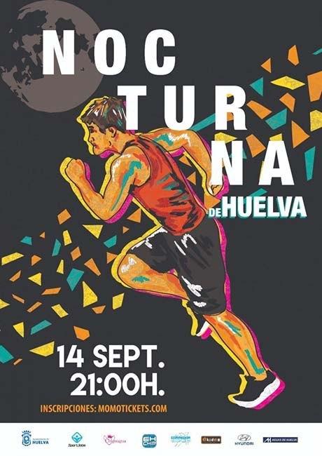 Carrera Nocturna de Huelva 2018
