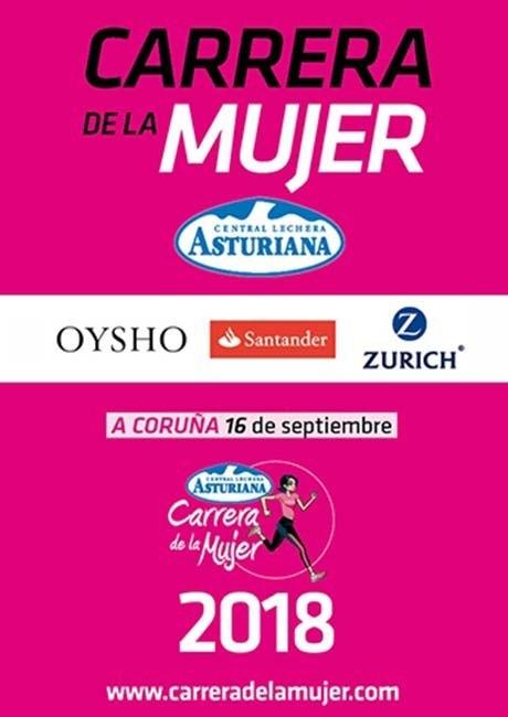 Carrera de la Mujer A Coruña 2018