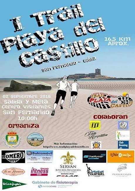Tráil Playa del Castillo 2018