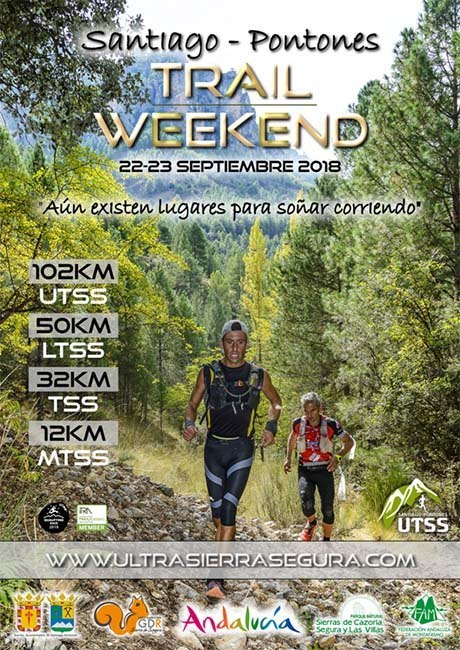 Trail Weekend Santiago-Pontones 2018