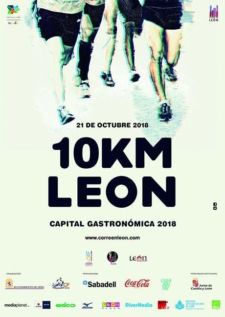 10 Km de León 2018