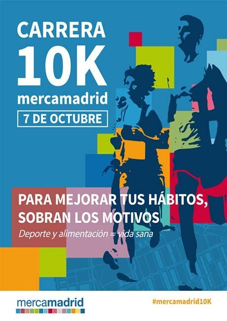 10K Mercamadrid 2018