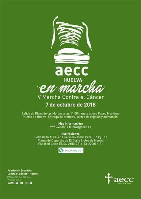 Huelva en Marcha Contra el Cáncer