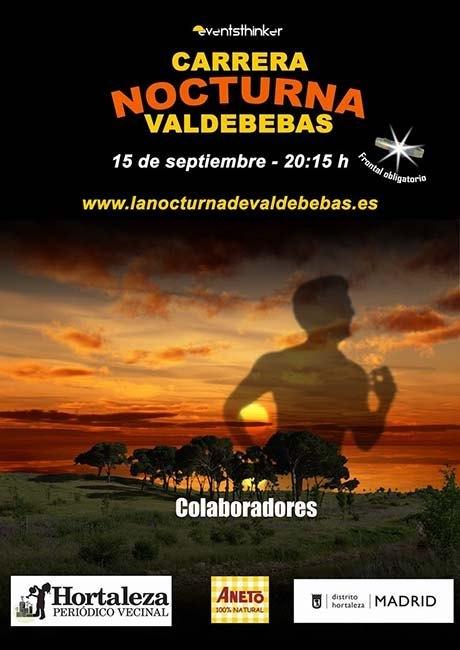 Carrera Nocturna de Valdebebas 2018
