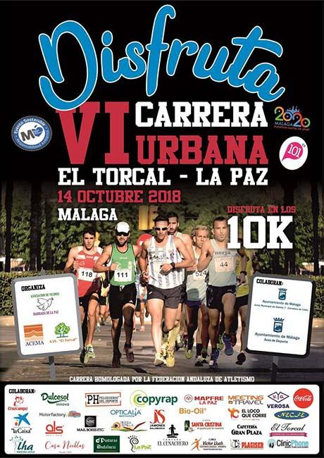 Carrera Urbana El Torcal - La Paz 2018