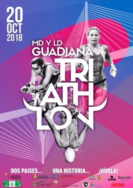 Triatlón del Guadiana 2018