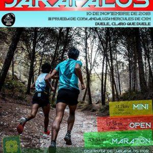 Maratón Alpino Jarapalos 2018