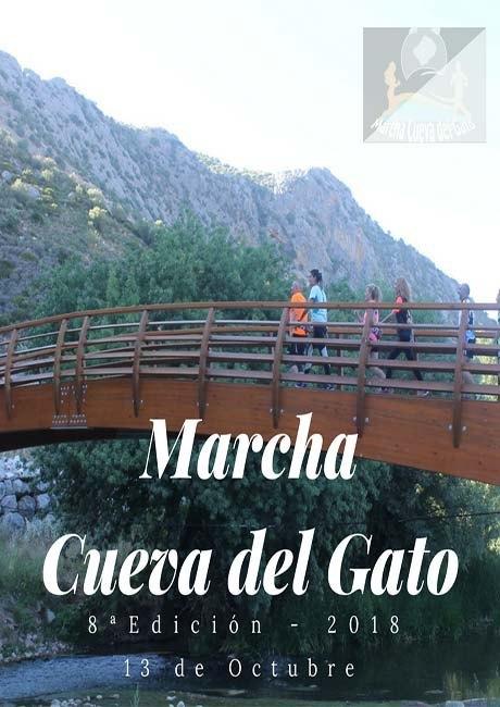 Marcha Cueva del Gato 2018
