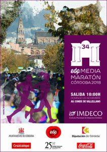 Media Maratón de Córdoba 2018