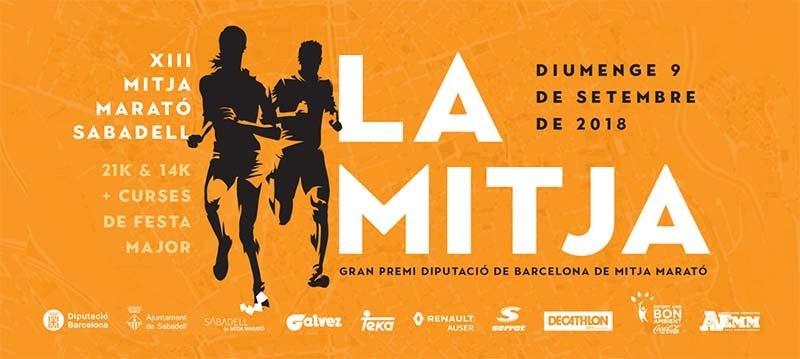 Media Maratón de Sabadell 2018