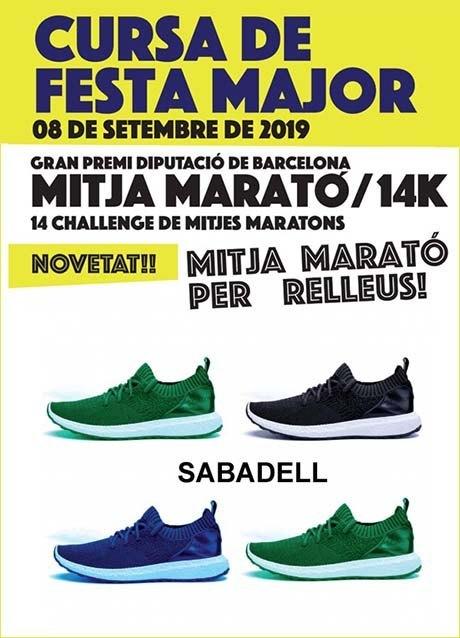 Mitja Marato Sabadell 2019