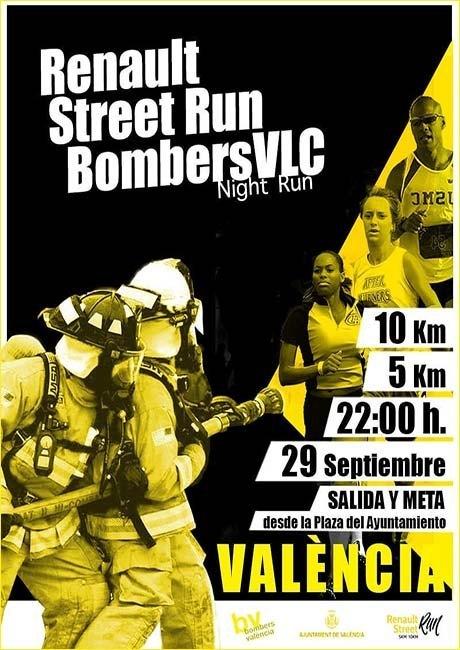 Renault Street Run Bombers Valencia 2018
