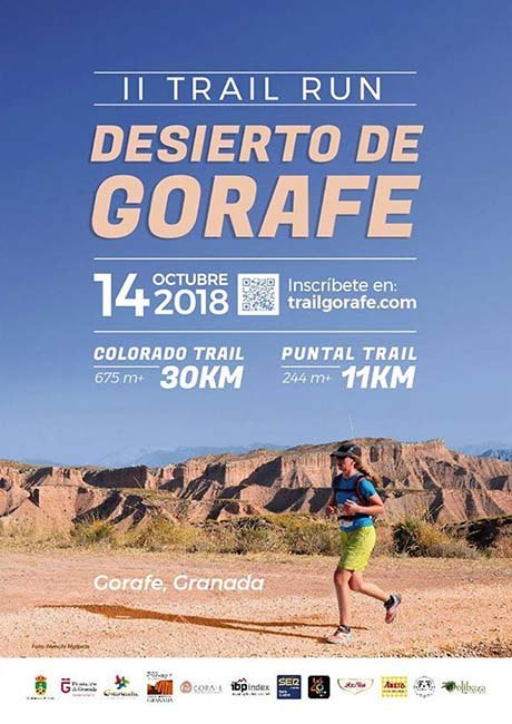 Trail Run Desierto de Gorafe 2018