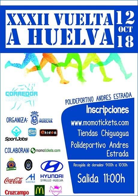 Vuelta a Huelva 2018
