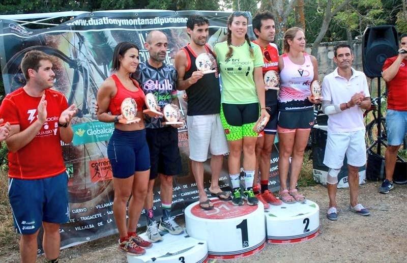 Resultados Duatlón Cross Ciudad de Cuenca 2018