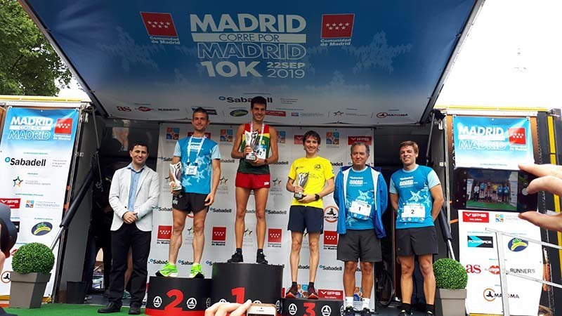 podium madrid corre por madrid 2019