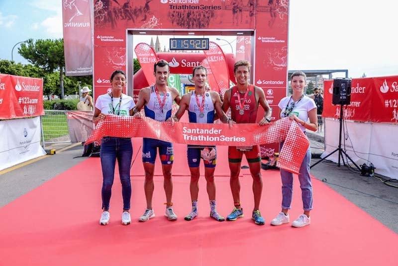 Clasificaciones Triatlon Palma 2018