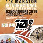 Alltours Medio Maratón Dunas Fuerteventura 2018