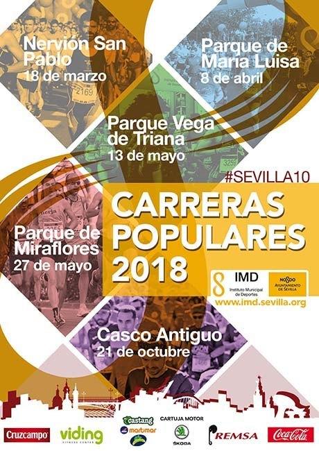 Carrera Popular Casco Antiguo 2018