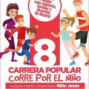 Carrera Popular Corre Por El Niño 2018