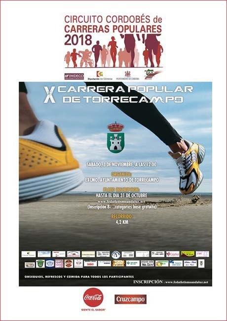 Carrera Popular de Torrecampo 2018
