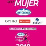 Carrera de la Mujer de Barcelona 2018