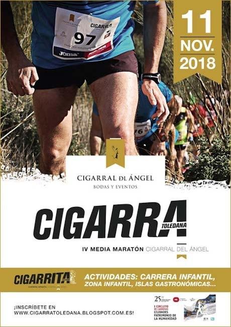 Cigarra Toledana 2018