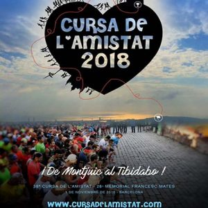 Cursa de LAmistat 2018
