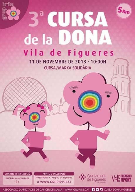 Carrera de la Mujer de Figueres 2018
