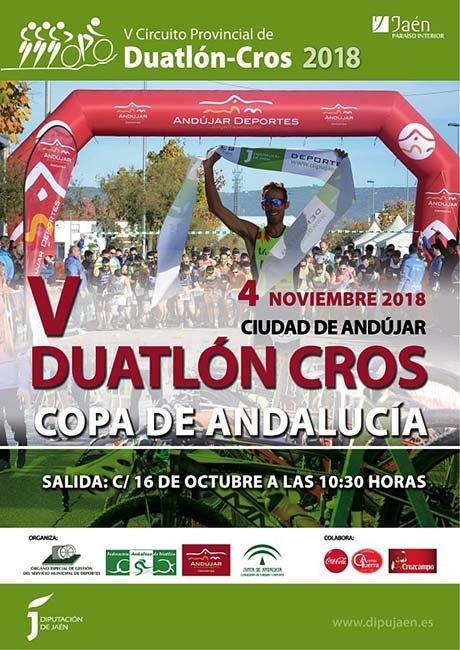 Duatlón Cros Ciudad de Andújar 2018