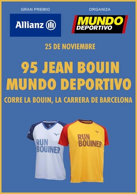 Jean Bouin Barcelona