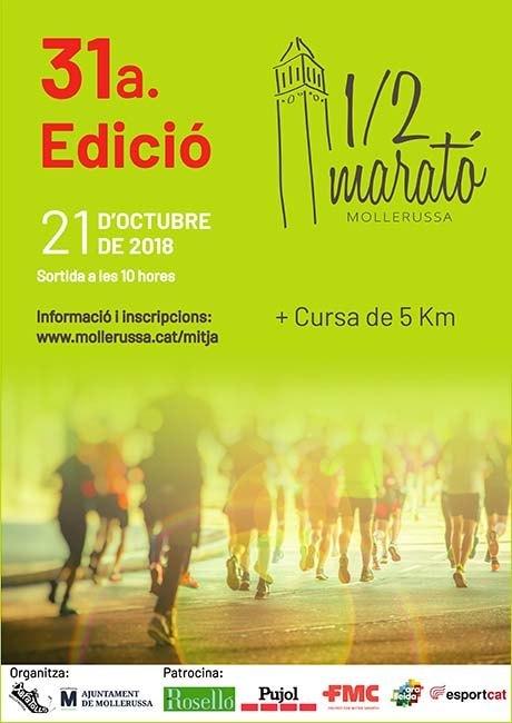 Media Maratón de Mollerussa 2018