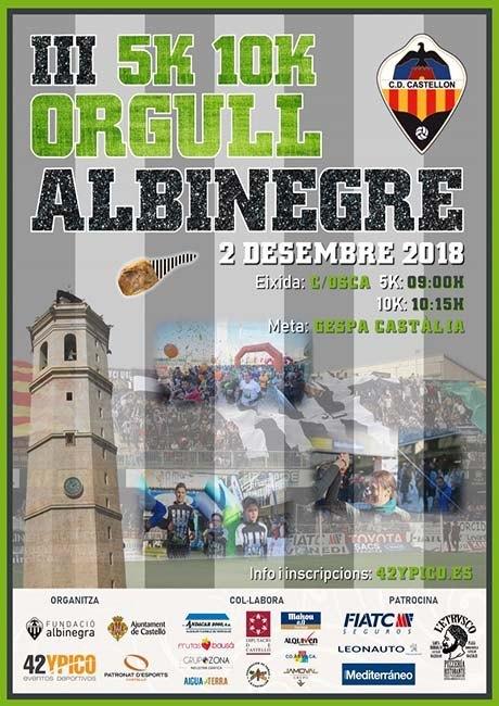 Carrera Orgull Albinegre 2018