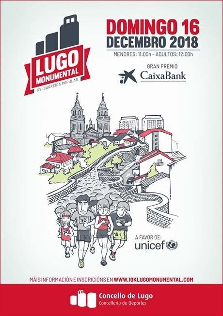 Carreira Popular Lugo Monumental 2018