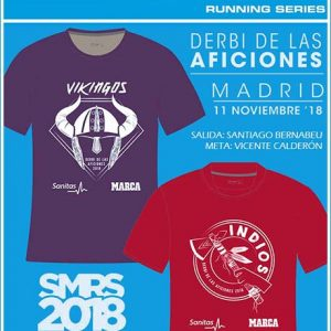 Sanitas Marca Running Series Madrid 2018