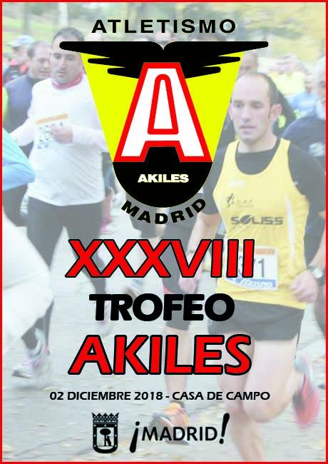 Trofeo Akiles 2018