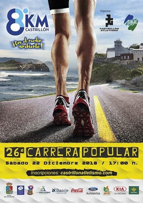 8 Km de Castrillón