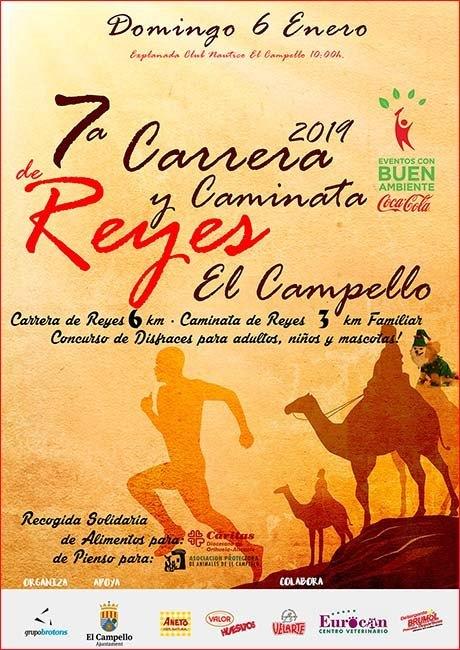 Carrera Solidaria de Reyes de El Campello